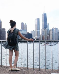 tbt Chicago chicago travel fbloggers wiw