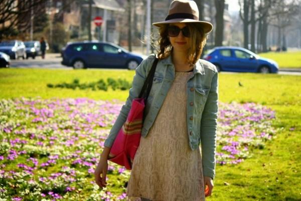 Fashionmoodboard Bohemian lace dress spring