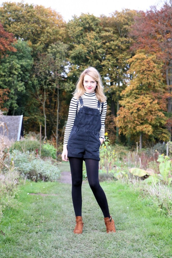 fashionmoodboard outfit dungarees