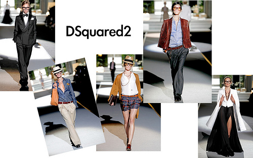 Dsquared Spring 2011