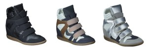Selma High Top Sneaker