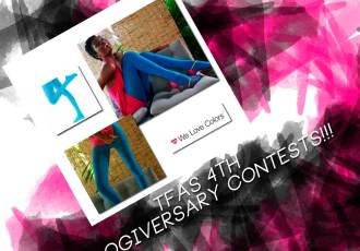 We Love Colors TFAS 4th Blogiversary Contest