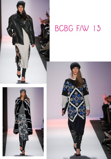 BCBG FW 2013