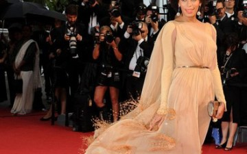Bad Bish- Solange at the Cannes Film Festival
