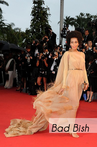 Solange at the Cannes Film Festival