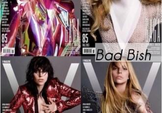 Lady Gaga V Magazine Covers