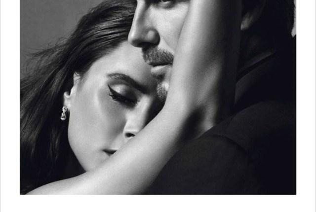 David and Victoria Becham in Vogue Paris