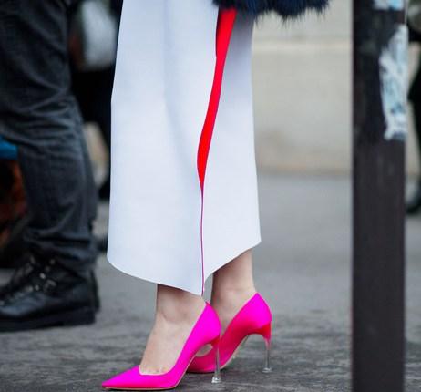 Paris Couture Street Style