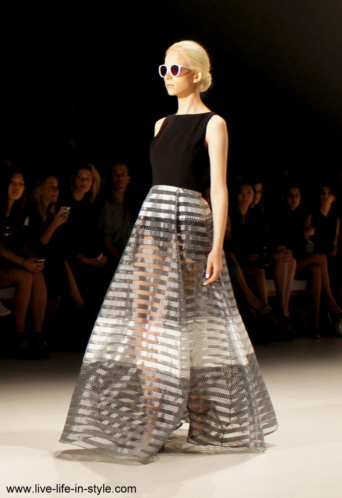 Skinny Fashion Week