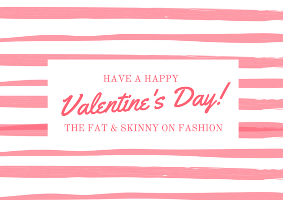 The Fat & Skinny on Fashion