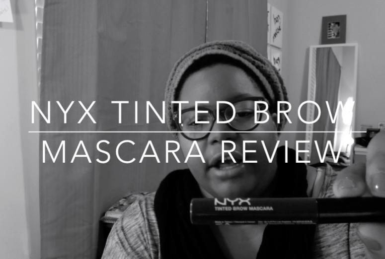 nyx tinted brow mascara