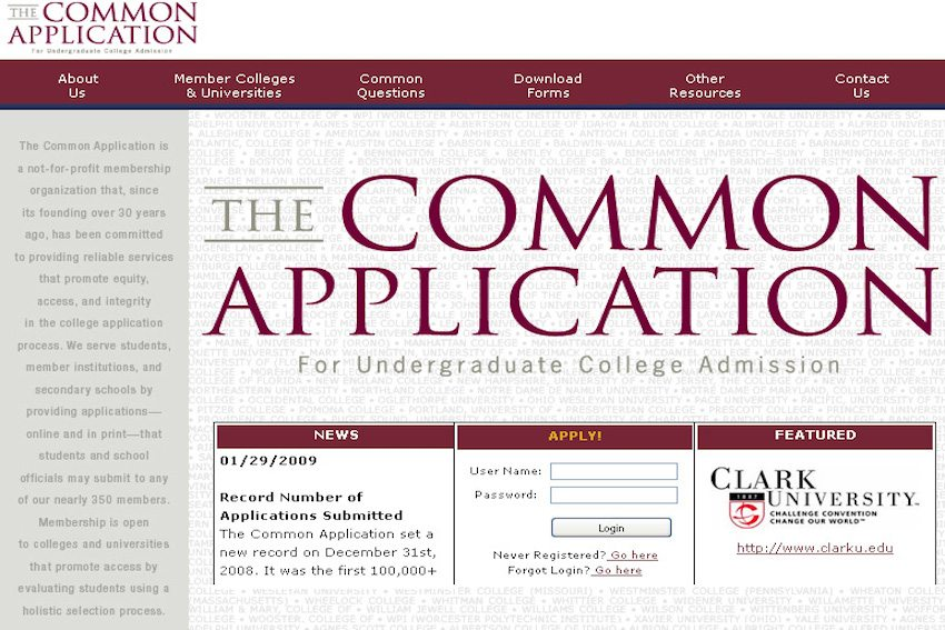 Common App provides useful student resume builder - The Feather Online