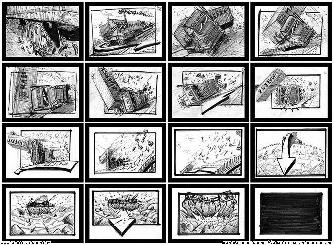 visual storyboards cvresumeunicloudpl - visual storyboards