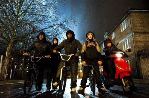 Attack the Block inside