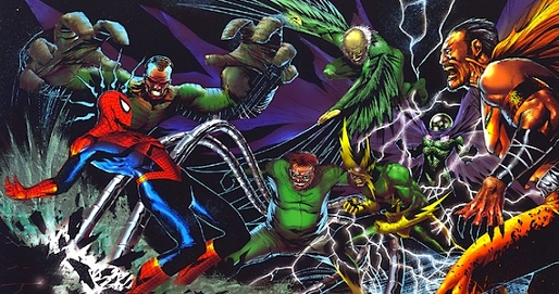 Sinister Six Amazing Spider-Man