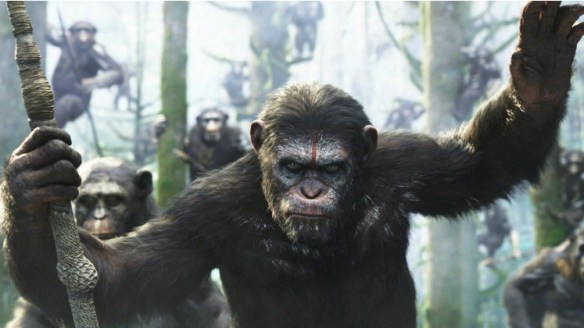 Dawn of the Planet of the Apes - lede