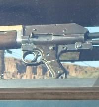 POTD: Weird Franken-Gun In Pickup Truck Gun Rack - The ...