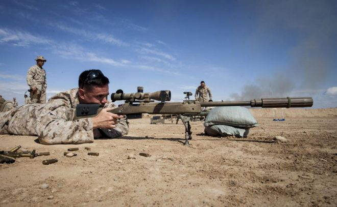 Dynamics of a Scout Sniper Platoon Part One -The Firearm Blog