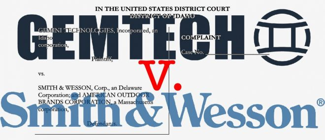 LAWSUIT Gemtech Files Against Smith  Wesson In Federal Court - The
