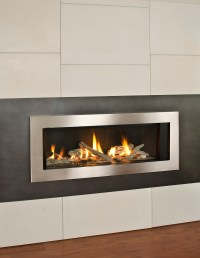 Valor Gas Fireplace - L2 Linear Series Gas Fireplace ...