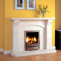County Stone fireplaces in North London - The Fireplace ...