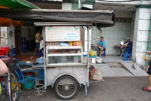 wonton mee noodles penang