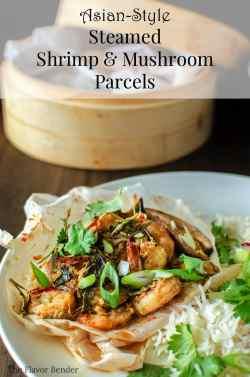 Small Of Moo Shu Shrimp