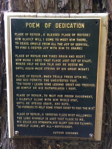 Poem of Dedication