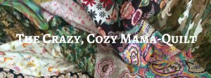 The Crazy, Cozy Mama-Quilt