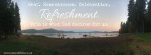 rest remembrance celebration