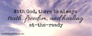 truth freedom healing