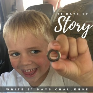 story - ring for wife