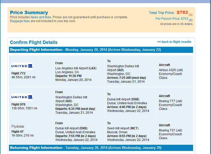 The Flight Deal How to Book A Quasi-Complex Itinerary