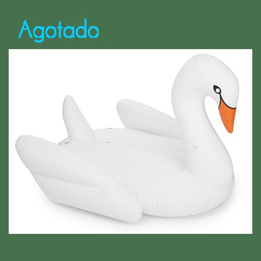 cisne blanco agotado