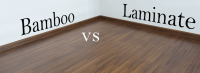 Bamboo vs Laminate Flooring - what is better - TheFlooringLady