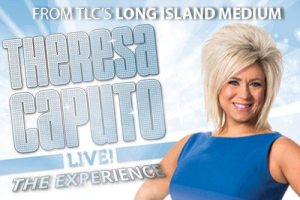 Theresa Caputo Live! #LongIslandMedium #Giveaway