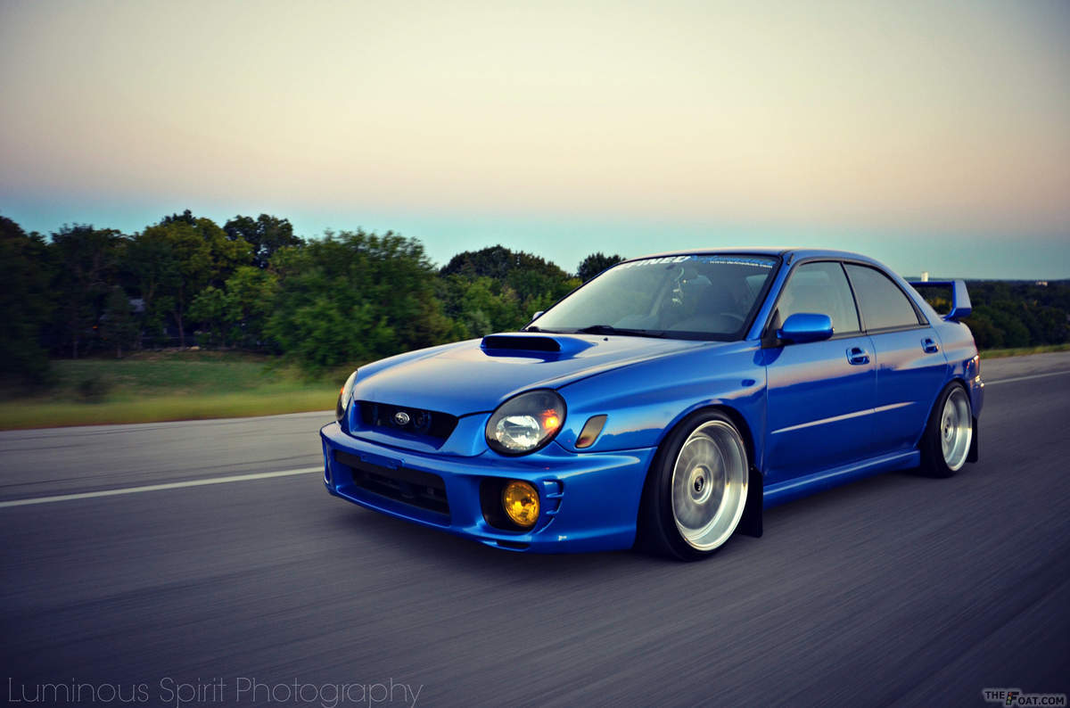 Hd Drift Car Wallpapers 1920x1080 2002 Subaru Wrx 2002 Wrx Vf48 D Stanced