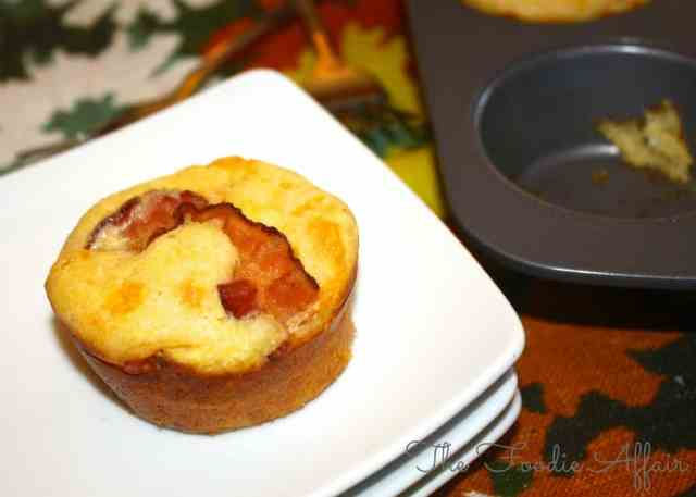 Bacon and Egg Breakfast Muffin Recipe - The Foodie Affair