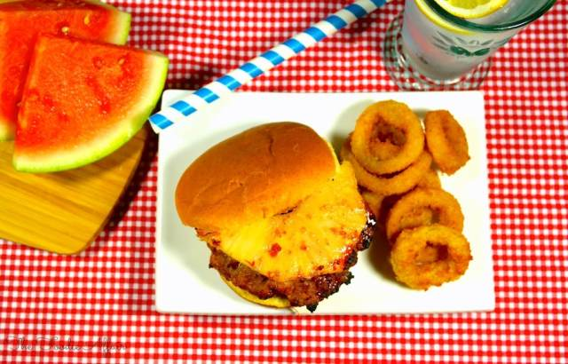 ... burger #pineapple #turkey #grill #summer #BBQ #teriyaki #recipe