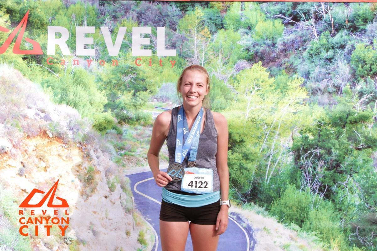 RECAP: Revel Canyon City Half Marathon 2016