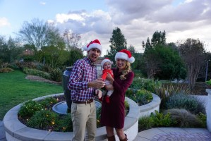 Lavinia's First Christmas