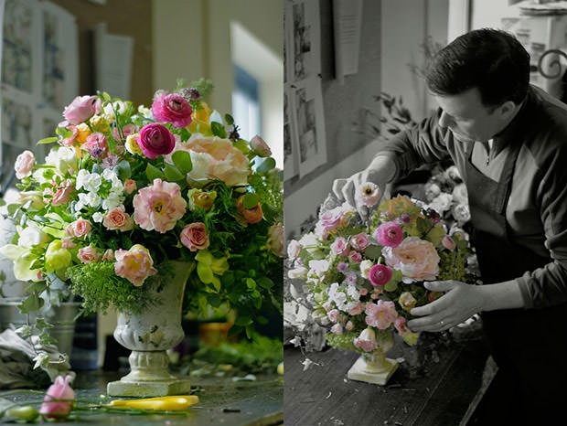 Beautiful Simple Girl Wallpapers The French Touch Bespoke Wedding Flowers