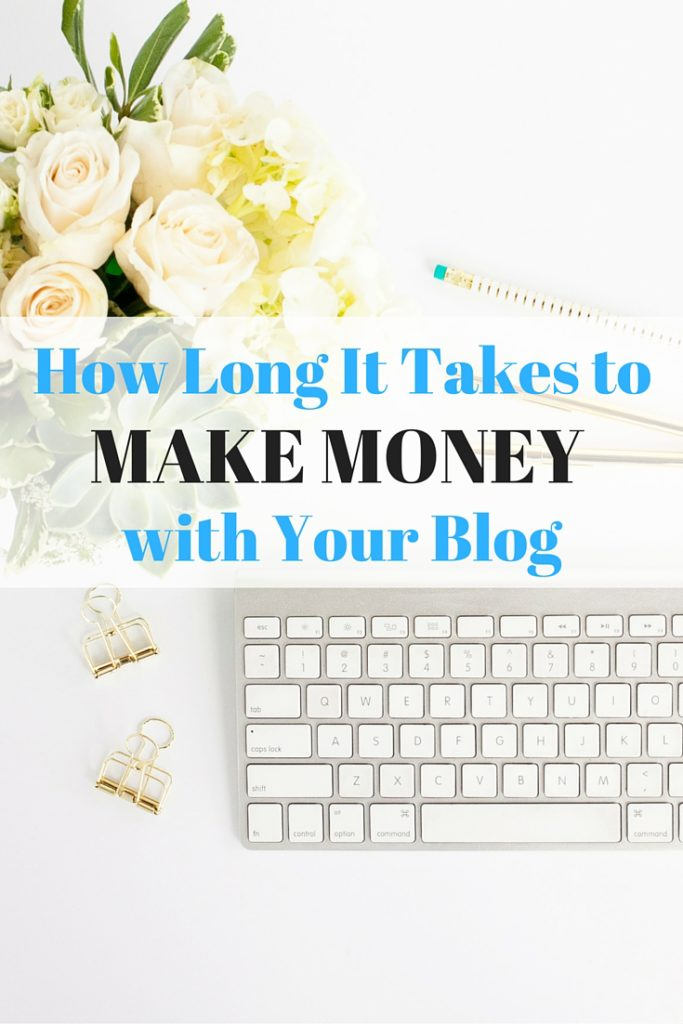 How Long It Takes to Make Money with Your Blog - the frugal - plan sales