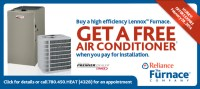 Air Conditioner, HVAC, Furnace, Water Heater | Reliance ...