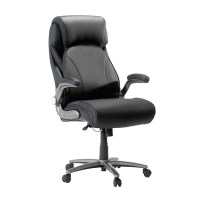 Sauder (420615) Big And Tall Office Chair Black | The ...