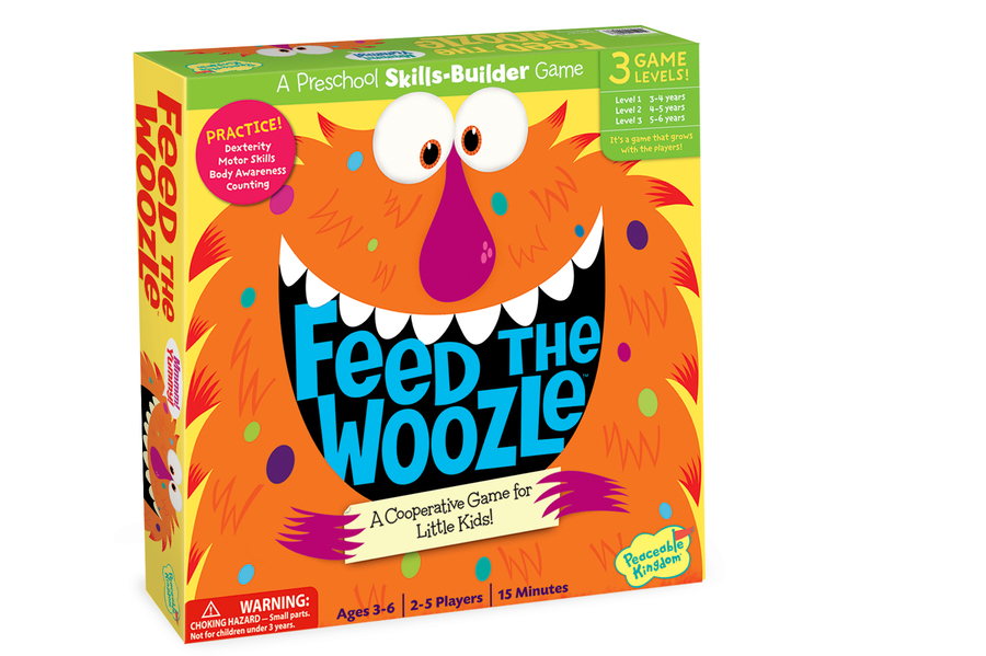 Interview with Gina Manola: Inventor of Feed the Woozle