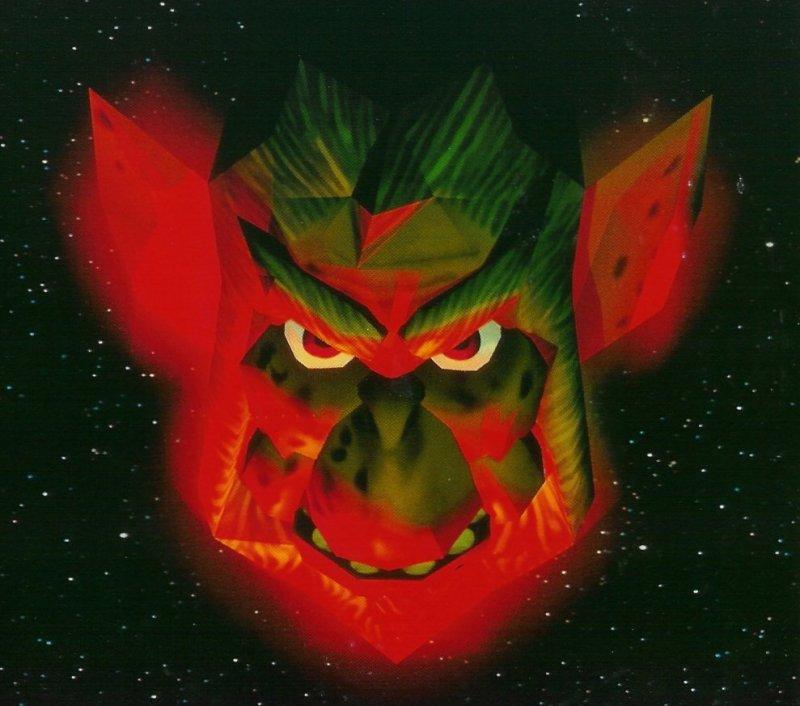 Andross (Star Fox 64)