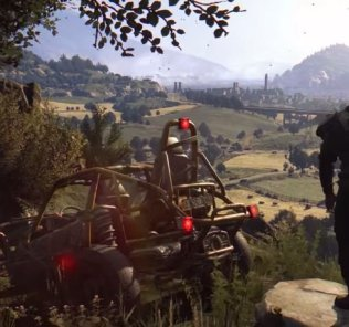 Dying light vehicle patch