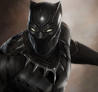 Black Panther Concept Art The Game Fanatics
