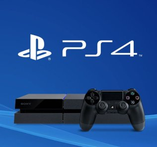 PlayStation 4 Banner